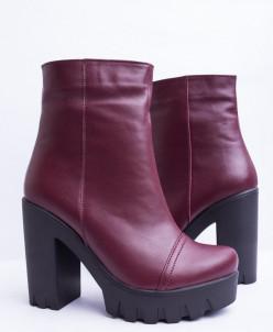 Ботинки из натуральной кожи №336-4