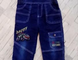 Комбинезон джинсовый р98-104