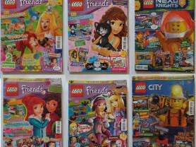 Журналы lego (лего) комиксы