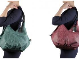 Новые большие кожаные сумки Италия ориинал