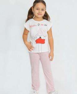 Пижама детская Дрема (кулирка)