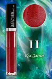 11 Блеск для губ Красный гранат