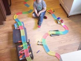 Лучший подарок вашему ребенку это Magic Tracks