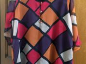 Блуза-туника COZZIP Италия размер 52-54