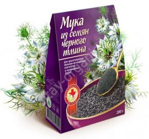 Мука из семян черного тмина 200 г