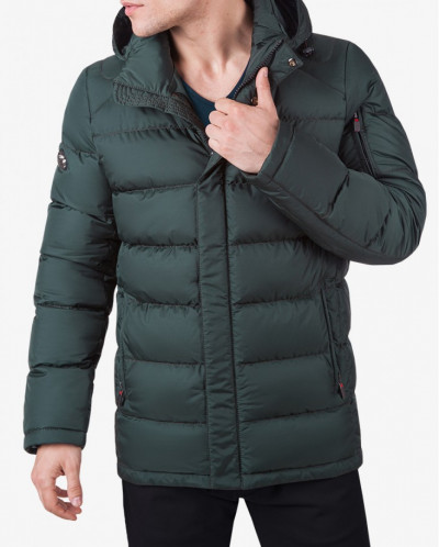 Куртки оригинальные немецкого пошива 1557 т.зеленый (25)