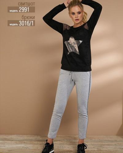 брюки NiV NiV fashion Артикул: 3016/1