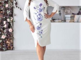 Женское платье Ванесса белое