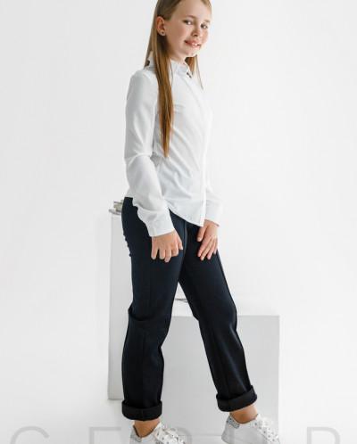 Трикотажные детские брюки
