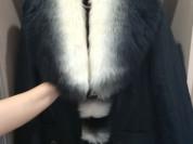 Зимнее пальто на меху (2 в 1)