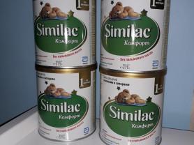 Детское питание. Молочная смесь Similac Комфорт 1.