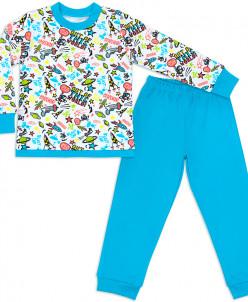 Пижама для мальчика Космос