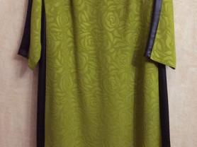 Новое стильное платье размер 56