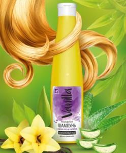 Безсульфатный шампунь для всех типов волос