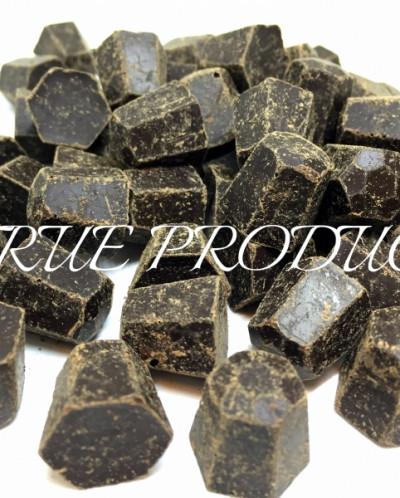 Горький шоколад Ariba 72 в форме диамантов, 500 гр