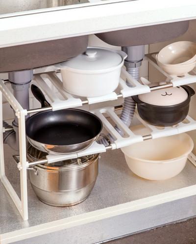 Многофункциональная кухонная полка.