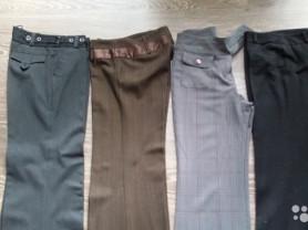 4 пары брюк (р.40-42)