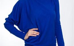 Платье #15120402 (Синий)