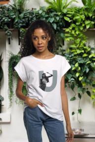 футболка женская артикул 1485-01