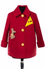 Пальто детское демисезонное Кашемир
