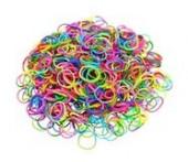 Резинки для плетения цвета в ассортименте