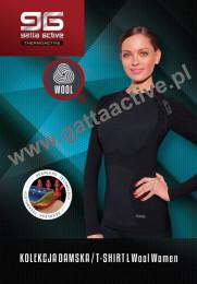 Термобелье  Gatta Woman Wool Thermoactive 2953 S