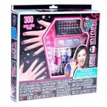 ХИТ!! Набор для дизайна ногтей Monster High