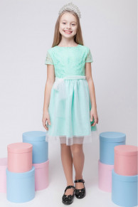 Нарядное платье ГИПЮР 4