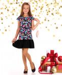 """""""Леди"""" [491332]Платье для девочки ДПК111804н"""