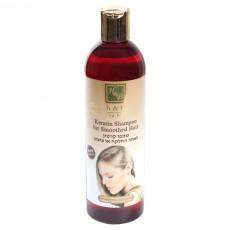 Шампунь с кератином для волос после термического воздействия