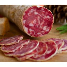 Колбаса из свинины и говядины