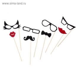 """Аксессуары для фото """"Фантастическая вечеринка"""""""