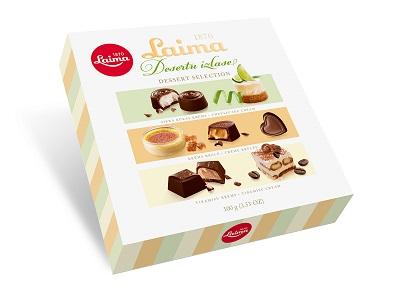 Ассорти конфет со вкусами самых популярных десертов  100гр