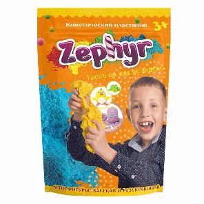 """Сочный дой-пак """"Zephyr"""", голубой, 300 гр"""