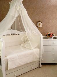 Набор в детскую кроватку 10 предметов