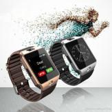 Умные часы Smart Watch DZ09, золото