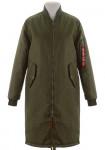 Пальто-бомбер LL-0166