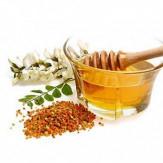 Алтайский мёд с Пыльцой (Обножкой) 1,5 кг