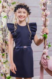 Школьный сарафан для девочки (рост 116 см)