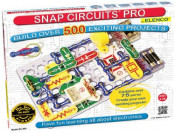 Snap Circuits Pro SC-500 Electronics Exploration
