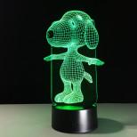 Лампа 3D - ES327