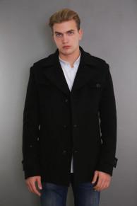 Пальто мужское демисезонное 1682-000   (черный )