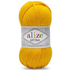 Пряжа  ALIZE Extra Шерсть-10%, акрил-90%