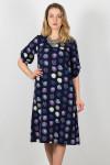 101215 Платье (Brava)Синий
