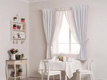 Артикул 6010  Плотные шторы для кухни