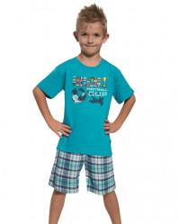 Piżama Cornette Kids Boy 789/65 Football Cup kr/r 86/128