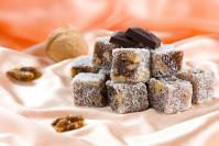 Рахат Лукум/ кубик Султан с какао