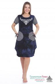 Платье женское Виолетта (вискоза)