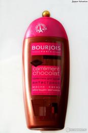 Bourjois гель для душа  Carrement Chocolat Крем-гель 250мл