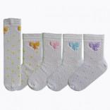 """Ажурные носки для девочки """"Принцесса"""""""